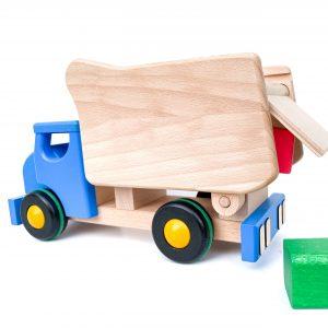Treleker Miljøvennlige Norskeleker.no leker lastebil barn