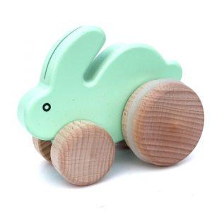 liten kanin treleke leke baby