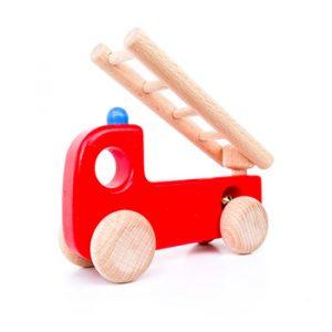 Norskeleker.no treleke leke barn brannbil