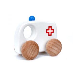 Norskeleker.no treleke leke barn ambulanse