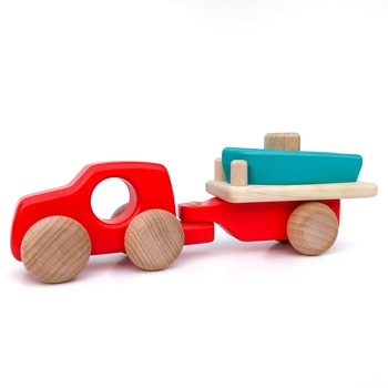 bil båt treleke barn leke norskeleker.no