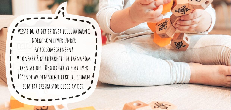Norskeleker.no leker treleker barn miljøvennlig leketøy